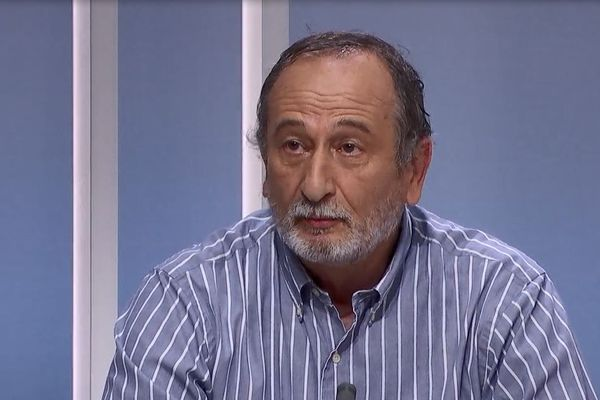 Jean-Marc Pupponi, secrétaire du syndicat des enseignants SNES-FSU de Corse, était l'invité du Corsica Sera.