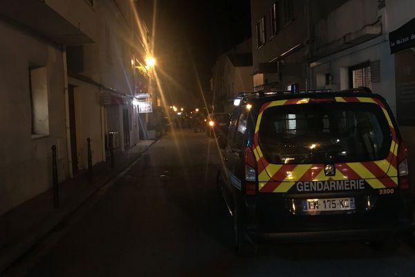 Un homme armé est retranché à son domicile ce samedi 26 octobre à Saint-Florent.