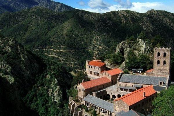 Cap Sud Ouest– Abbaye de Saint Martin du Canigou