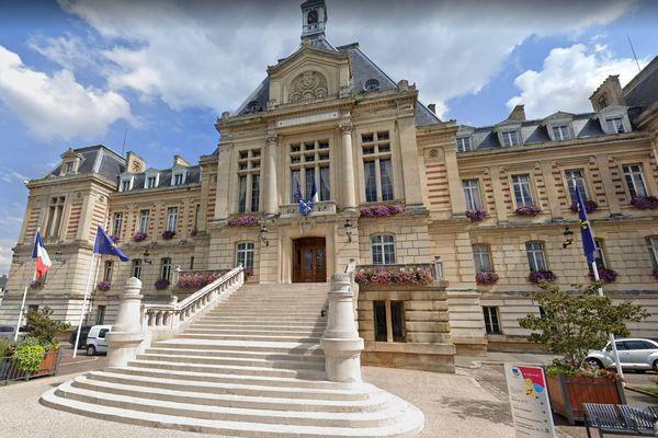 Mairie d'Évreux