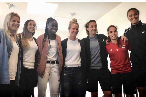 Les joueuses de l'Olympique lyonnais sélectionnées par Corinne Diacre pour la prochaine Coupe du monde de foot féminin