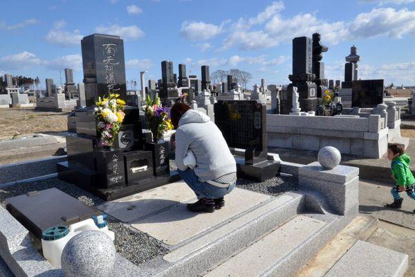 A Minamisoma, dans la préfecture de Fukushima, 636 habitants ont péri en 2011 lors de la catastrophe. La délégation du Cotentin a rencontré le maire de cette ville.