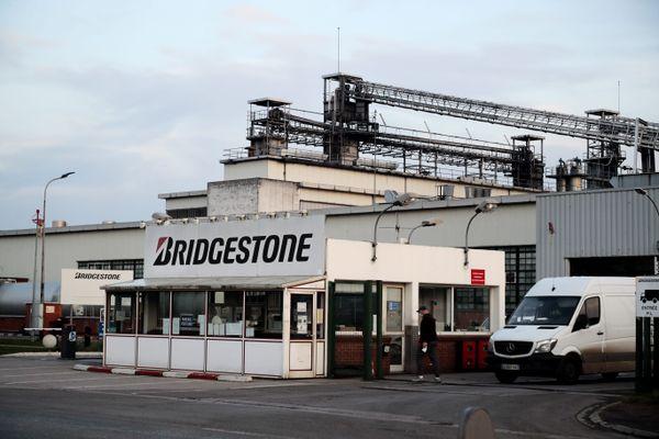 L'usine Bridgestone devrait fermer définitivement ses portes le 3 mai 2021.