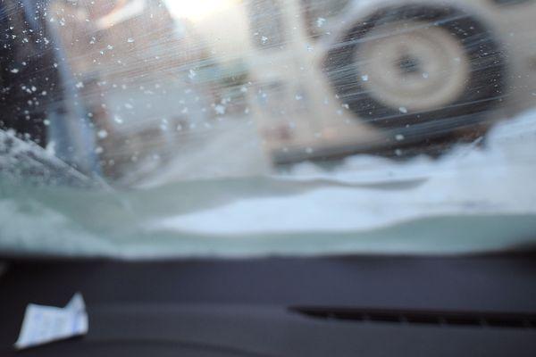 La visibilité du conducteur n'aurait pas été optimale pour conduire, en raison d'un désembuage insuffisant.