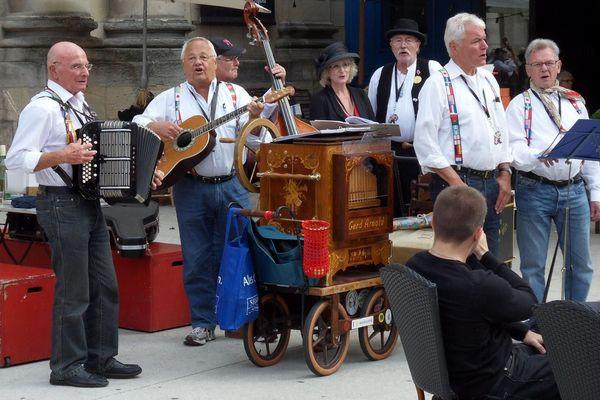 L'orgue de barbarie n'accompagne pas que les chansons populaires