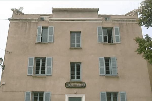 La Casa Marina accueille à Galeria (Haute-Corse) groupes et scientifiques depuis 1994