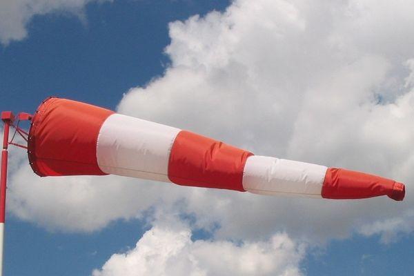 Coups de vent annoncé mercredi dans le Rhône, l'Ain et la Loire.