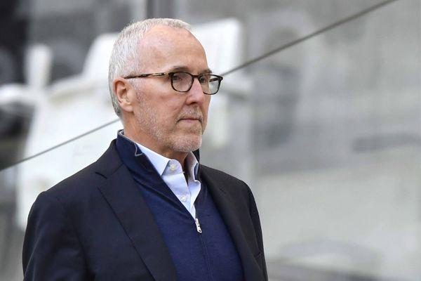 Frank McCourt, l'actionnaire de l'Olympique de Marseille a tenu à réagir sur le projet de Super Ligue.