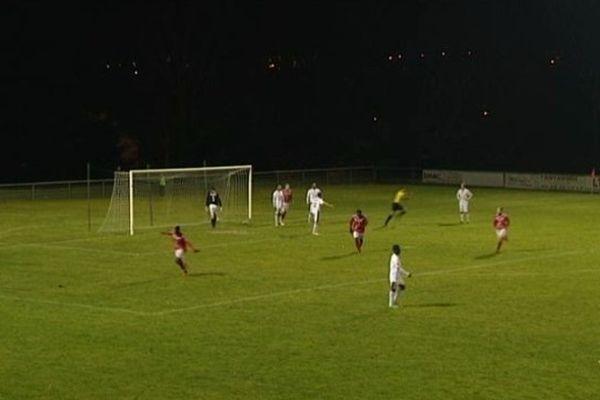 Le Limoges FC est premier de sa poule.