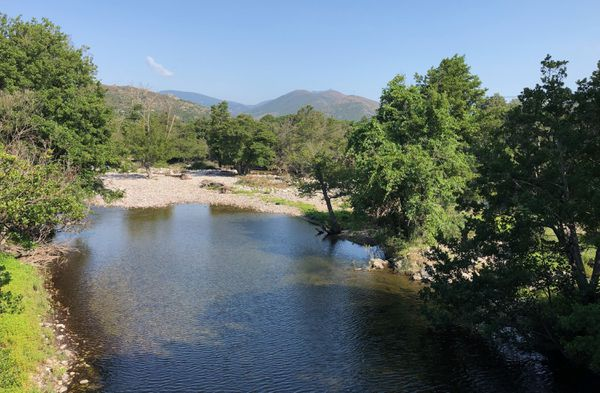 Les habitants et élus craignent que la rivière d'Asco soit contaminée par les déchets