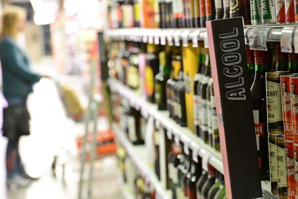 L'alcool interdit à la vente à Nantes et Saint-Nazaire et leurs agglomérations du 7 au 9 décembre 2018