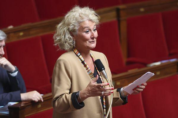 Sophie Auconie à l'Assemblée Nationale, en juin 2020.