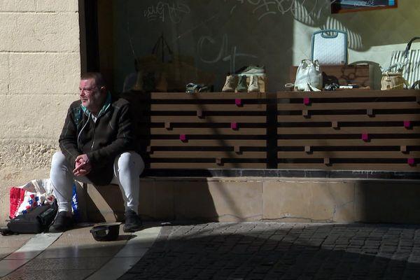 A Montpellier les dispositifs anti-SDF se multiplient