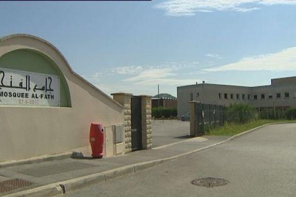 Besançon : la mosquée de Planoise