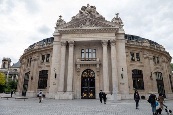 L'ancienne Bourse du commerce héberge la collection du milliardaire François Pinault.