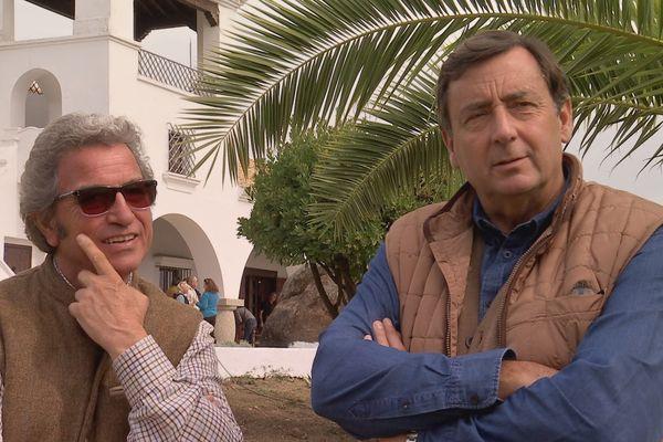 Philippe et Robert