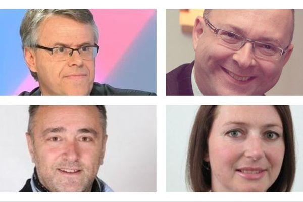 4 invités pour ce Dimanche en Politique consacré aux Européennes avec analyses et perspectives pour les municipales : Eric Alauzet (LREM), Damien Meslot (LR), Jacques Ricciardetti (RN) et Anna Maillard (EELV)