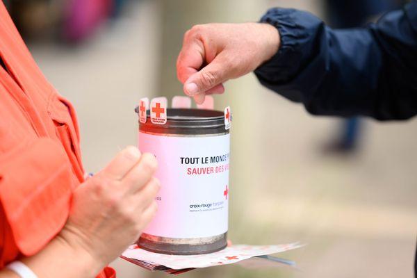 La quête annuelle permet de récolter des dons pour financer la distribution alimentaire, les maraudes, mais aussi la rénovation des locaux - 22 mai 2021