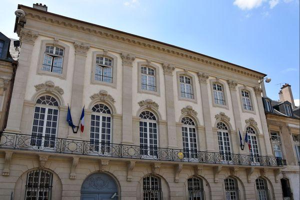 Tribunal administratif de Nancy.