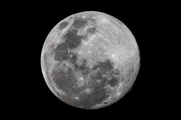 La plus grosse pleine lune de l'année sera observable ce mardi 8 avril.