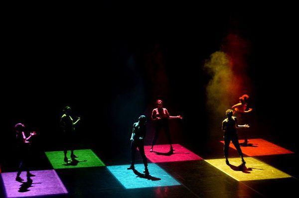 Le dernier spectacle de Marion Motin à l'occasion des transmusicales de Rennes.