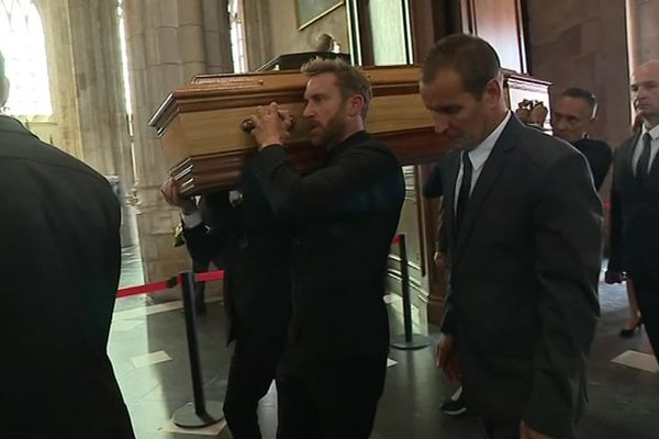 David Guetta a porté le cerceuil de son complice Fred Rister