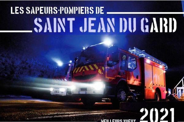 Le calendrier des pompiers de Saint-Jean-du-Gard ne sera pas distribué en porte-à-porte avant le 15 décembre