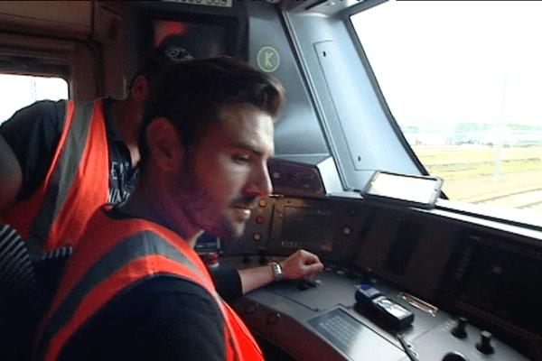 La SNCF forme pendant un an ses futurs conducteurs