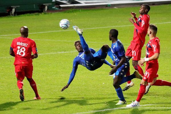 Première grosse défaite de la saison ce samedi 17 octobre pour le Stade Malherbe de Caen à Niort