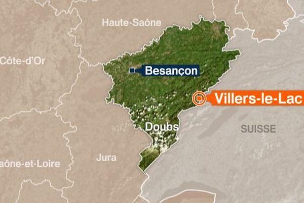 Villers-le-Lac.