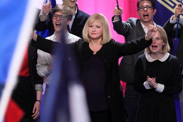 """Le film """"Chez Nous"""" raconte la montée d'un parti nationaliste."""