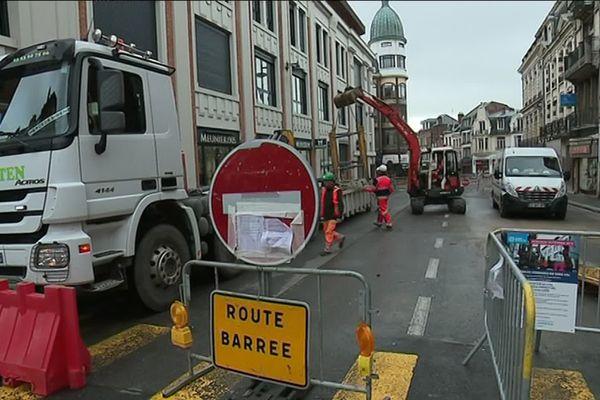 Face à l'ampleur des dégâts, la mairie de Saint-Quentin en avait appelé à la solidarité nationale.