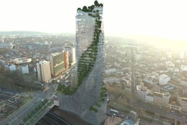Le projet de la Tour Occitanie ne satisfait pas les défenseurs de l'environnement, alors qu'il est soutenu par la ministre déléguée au Logement.