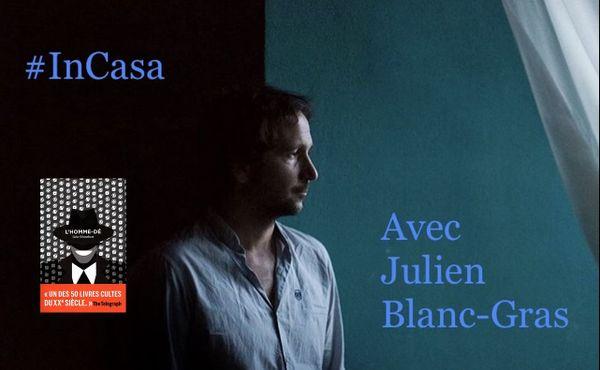 Julien Blanc-Gras a choisi l'Homme-dé, l'un des romans les plus troublants, revigorants et fascinants XXème siècle