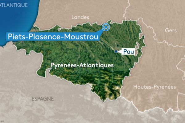 Un sexagénaire a été retrouvé mort à proximité de son quad, ce vendredi 14 mai à Piets-Plasence-Moustrou, dans le Béarn.