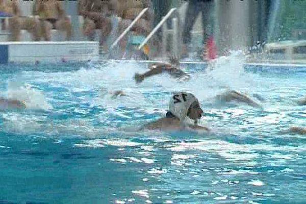 Pour rester la tête hors de l'eau, le Nautic Club de Water Polo de Moulins (Allier) doit encore gagner un match contre Limoges.