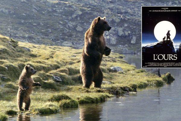 Le film de Jean-Jacques Annaud est sorti en 1988.