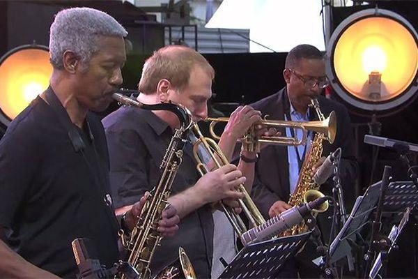 The Cookers sur la scène de Jazz à Vienne