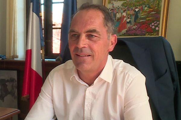"""Eddy Valadier, candidat """"Les Républicains"""""""