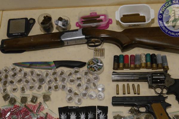 Démantèlement d'un trafic de drogue à Limoges