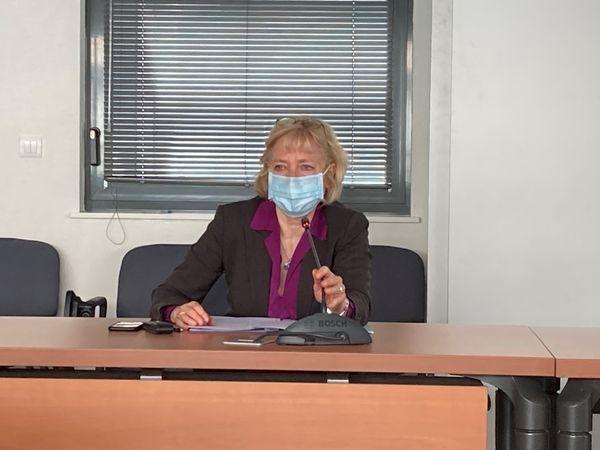Véronique Anatole-Touzet, directrice générale CHU Rennes