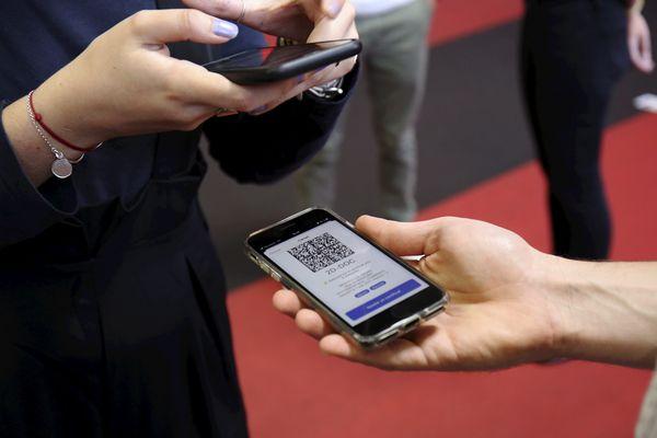 Le pass sanitaire obligatoire dans les cinémas quelque soit le nombre de spectateurs. Photo d'illustration.