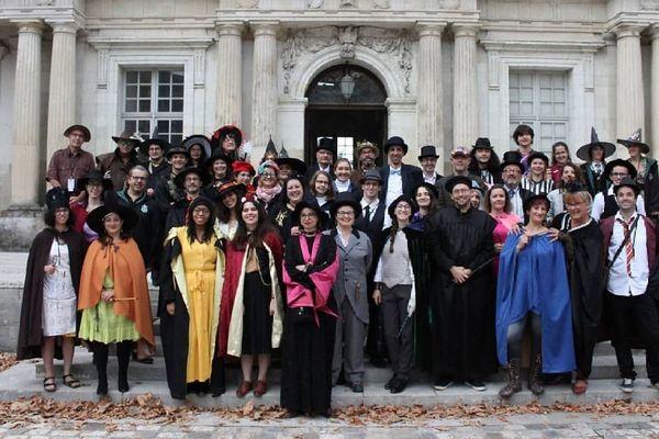 Les bénévoles de l'association Geek For You se sont improvisés professeurs de sorcellerie le temps d'une journée