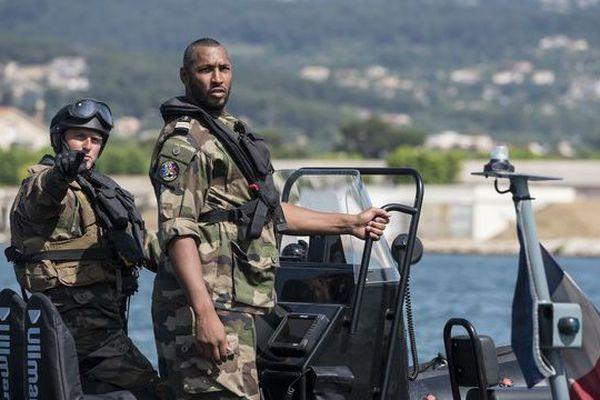 Le capitaine de l'équipe de France de basket-ball, Boris Diaw, vient d'intégrer la réserve citoyenne de la Marine nationale.