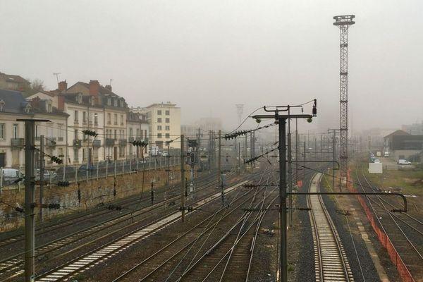 Grosses perturbations en cours entre Thionville et Luxembourg