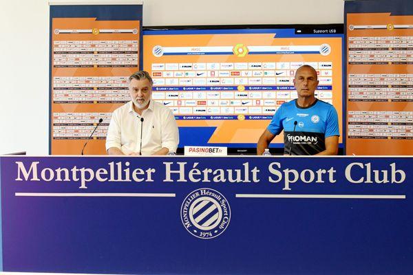 C'est la troisième rencontre de préparation du club qui vient d'être annulée à cause d'un cas positif.