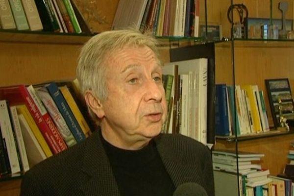 Jean-Pierre Masseret, président PS du Conseil Régional de Lorraine.