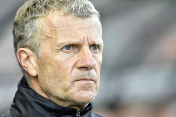 Patric Lair, le nouvel entraîneur de l'équipe féminine des Girondins de Bordeaux
