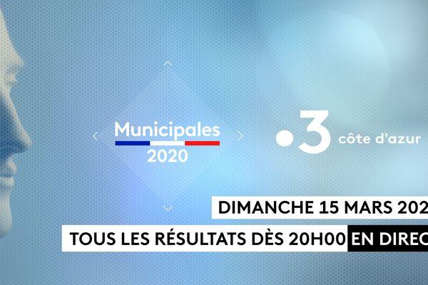 Emission spéciale municipales en Côte d'Azur