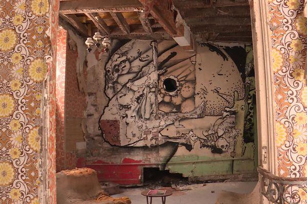 Graf de Saïr à l'Urbexpo d'Angers